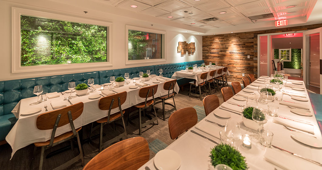 Private Dining Room - East Coast Provisions